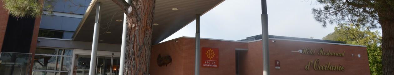 Hôtel-Restaurant d'Occitanie*** – Toulouse